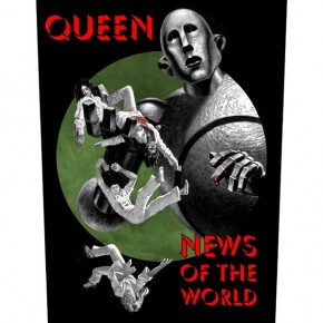 Queen - News Of The World (Backpatch)