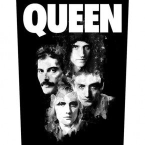 Queen - Faces (Backpatch)