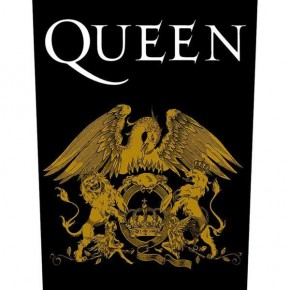 Queen - Crest (Backpatch)