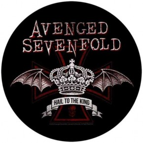 Avenged Sevenfold - Red Crown (Backpatch)