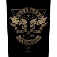 Avenged Sevenfold - Orange County (Backpatch)