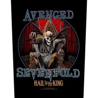 Avenged Sevenfold - Hail To The King (Backpatch)