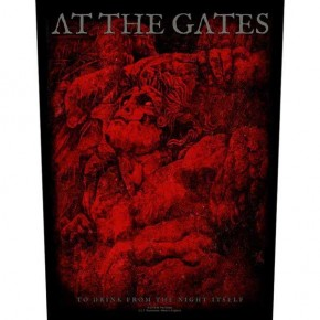 At The Gates - To Drink From The Night Itself (Backpatch)