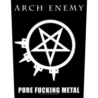 Arch Enemy - Pure (Backpatch)
