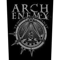 Arch Enemy - Illuminati (Backpatch)