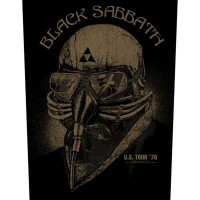 Black Sabbath - US Tour '78 (Backpatch)