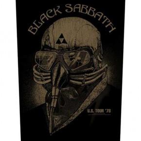 Black Sabbath - US Tour '78 (Backpatch)