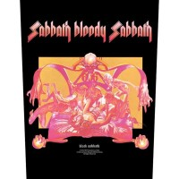 Black Sabbath - Sabbath Bloody Sabbath (Backpatch)