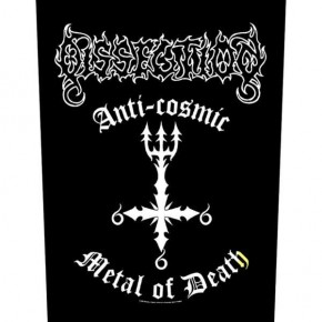 Dissection - Anti Cosmic (Backpatch)