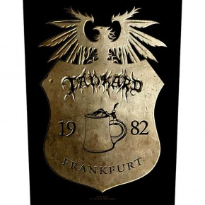 Tankard - Crest (Backpatch)