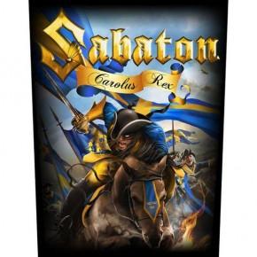 Sabaton - Carolus Rex (Backpatch)