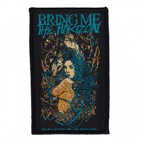 Bring Me The Horizon - Forest Girl (Patch)