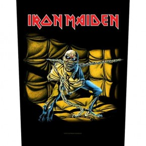 Iron Maiden - Piece Of Mind (Backpatch)