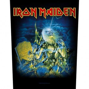 Iron Maiden - Live After Death (Backpatch)