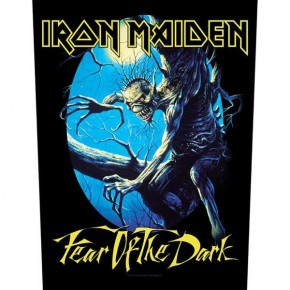 Iron Maiden - Fear Of The Dark (Backpatch)