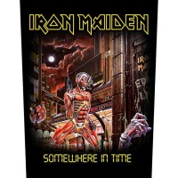 Iron Maiden - Somewhere In Time (Backpatch)