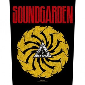 Soundgarden - Badmotorfinger (Backpatch)