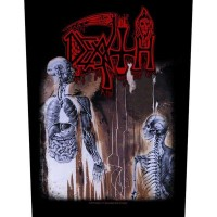 Death - Human (Backpatch)