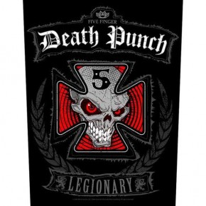 Five Finger Death Punch - Legionary (Backpatch)