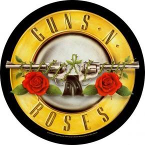 Guns N Roses - Bullet Logo (Backpatch)