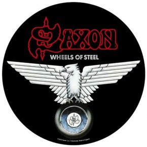 Saxon - Wheels Of Steel (Backpatch)