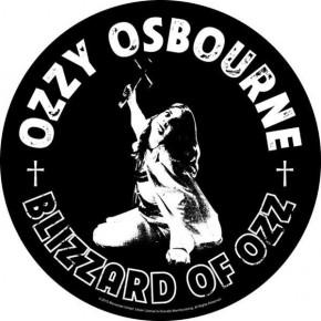Ozzy Osbourne - Blizzard Of Ozz (Backpatch)