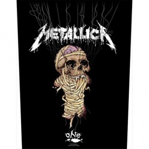 Metallica - One Strings (Backpatch)