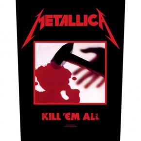 Metallica - Kill 'em All (Backpatch)