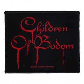 Children Of Bodom - Blood Logo (Patch)