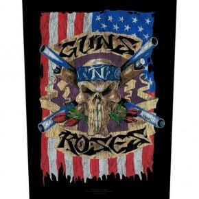 Guns N Roses - Flag (Backpatch)