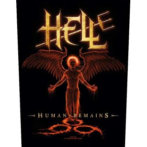 Hell - Human Remains (Backpatch)