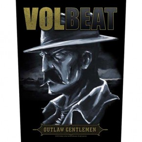 Volbeat - Outlaw Gentleman (Backpatch)