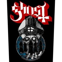 Ghost - Papa Warriors (Backpatch)