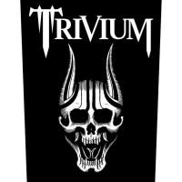 Trivium - Skull (Backpatch)