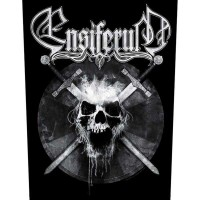 Ensiferum - Skull (Backpatch)