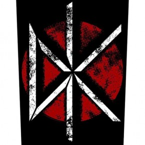 Dead Kennedys - DK Distressed (Backpatch)