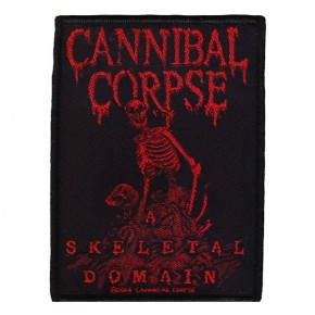Cannibal Corpse - A Skeletal Domain (Patch)