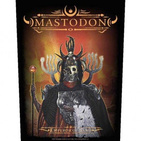 Mastodon - Emperor Of Sand (Backpatch)