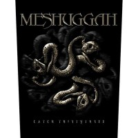 Meshuggah - Catch 33 (Backpatch)