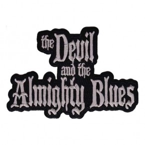 Devil & The Almighty Blues - Embroidered Logo (Patch)