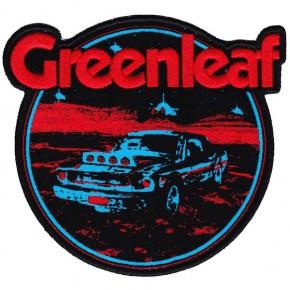 Greenleaf - Desert Car Embroidered (Patch)