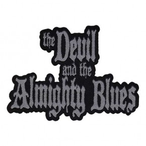 Devil & The Almighty Blues - Woven Logo (Patch)
