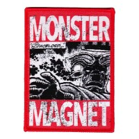Monster Magnet - Spacelord Comic (Patch)