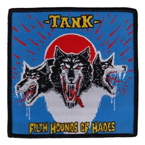 Tank - Filth Hounds Of Hades Blue (Patch)