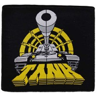 Tank - Logo (Patch)