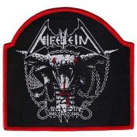 Nifelheim - Satanatas Gravestone (Patch)
