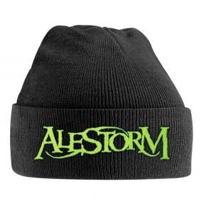 Alestorm - Green Logo (Ski Hat)