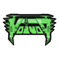 Voivod - Shaped Logo (Patch)