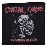Cannibal Corpse - Butchered At Birth Baby (Patch)