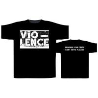 Vio-lence - Smashing Your Teeth (T-Shirt)